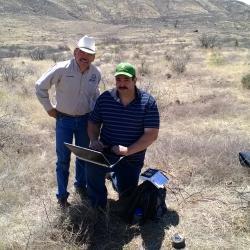Carlos Ortega and Carlos Ochoa